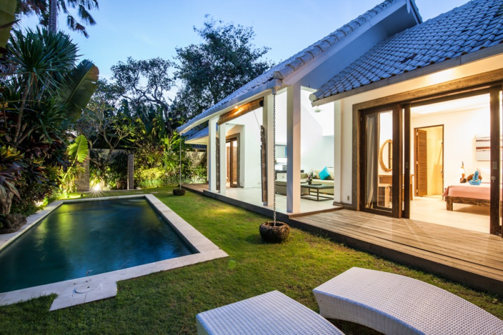 Comfortable Two Bedrooms Villa for Sale in Kerobokan