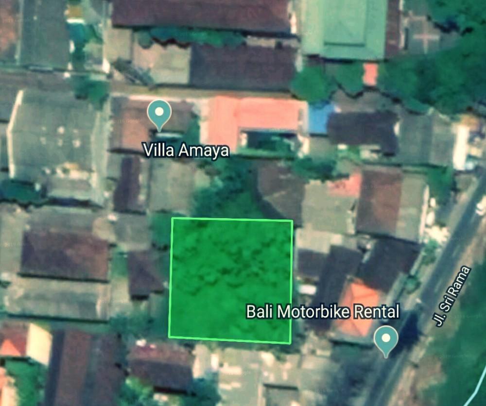 Great Plot Land in Seminyak 16are