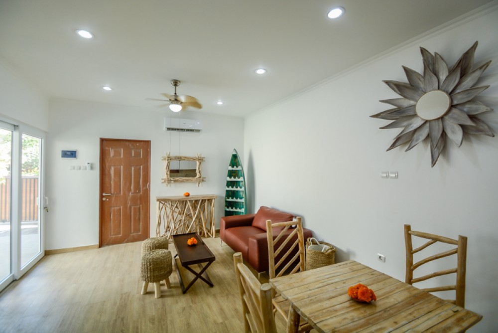 Comfortable Brand New Two Bedrooms Villa for Sale in Sanur