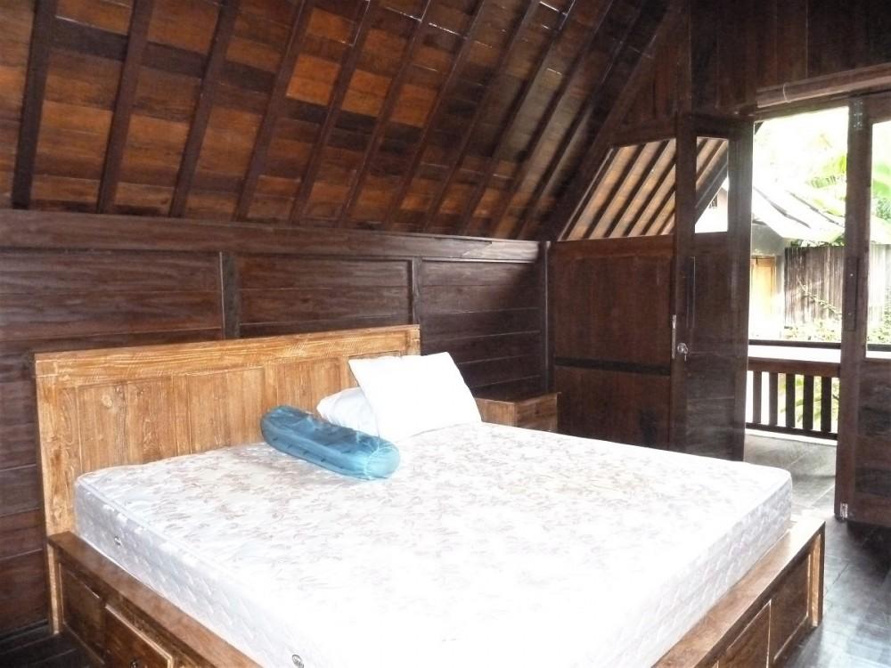Two Bedrooms with Joglo Style in Kerobokan