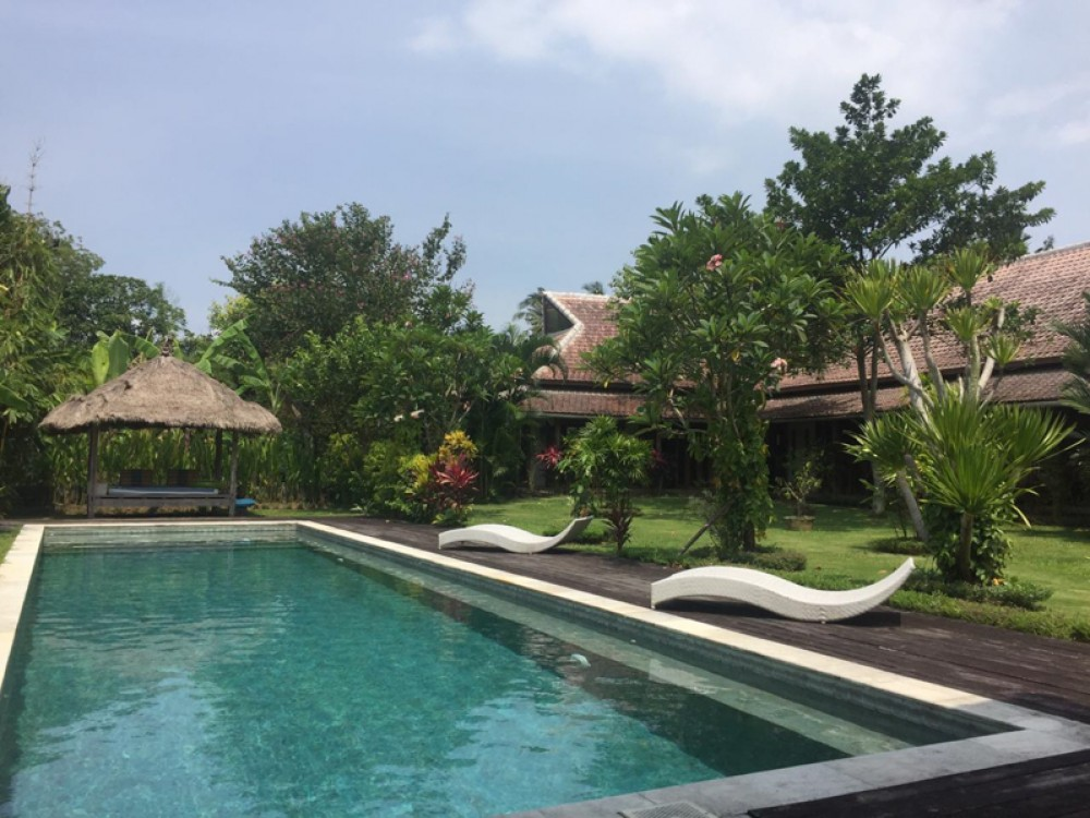 Stylish and Spacious Villa for Sale in Tabanan