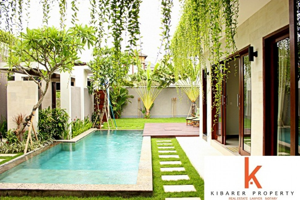 Charming Minimalist Freehold Villa for Sale in Jimbaran