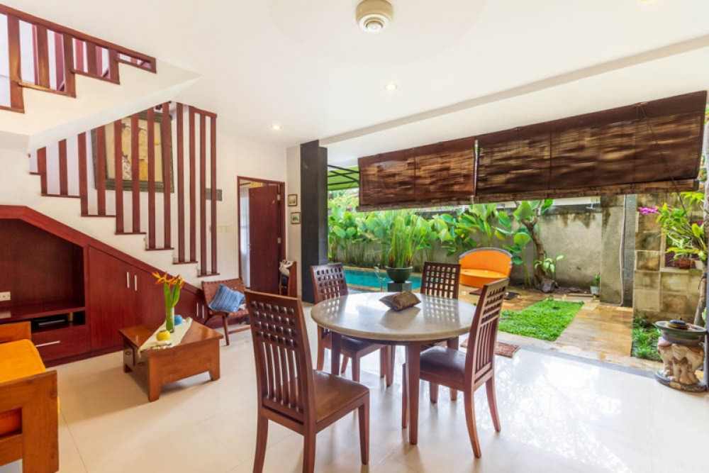 Beautiful Freehold Three Bedrooms Villa for Sale in Umalas