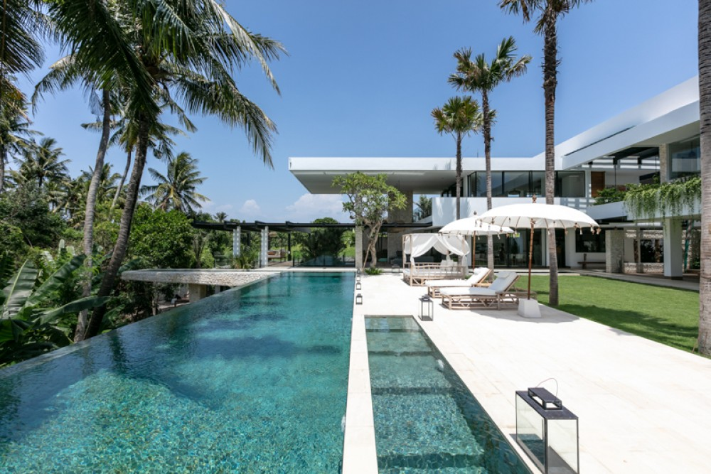 Amazing Seven Bedrooms Project Villa for Sale in Canggu