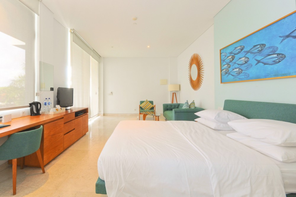 Vacation Modern Apartment for Sale in Prime Location of Legian