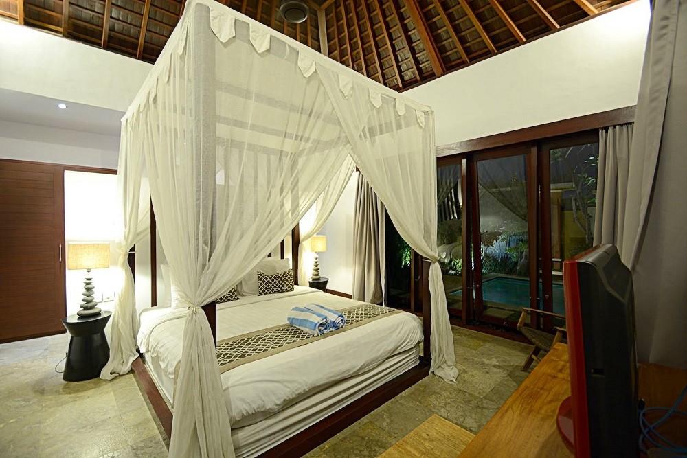 Beautiful Three Bedrooms Villa In Kerobokan