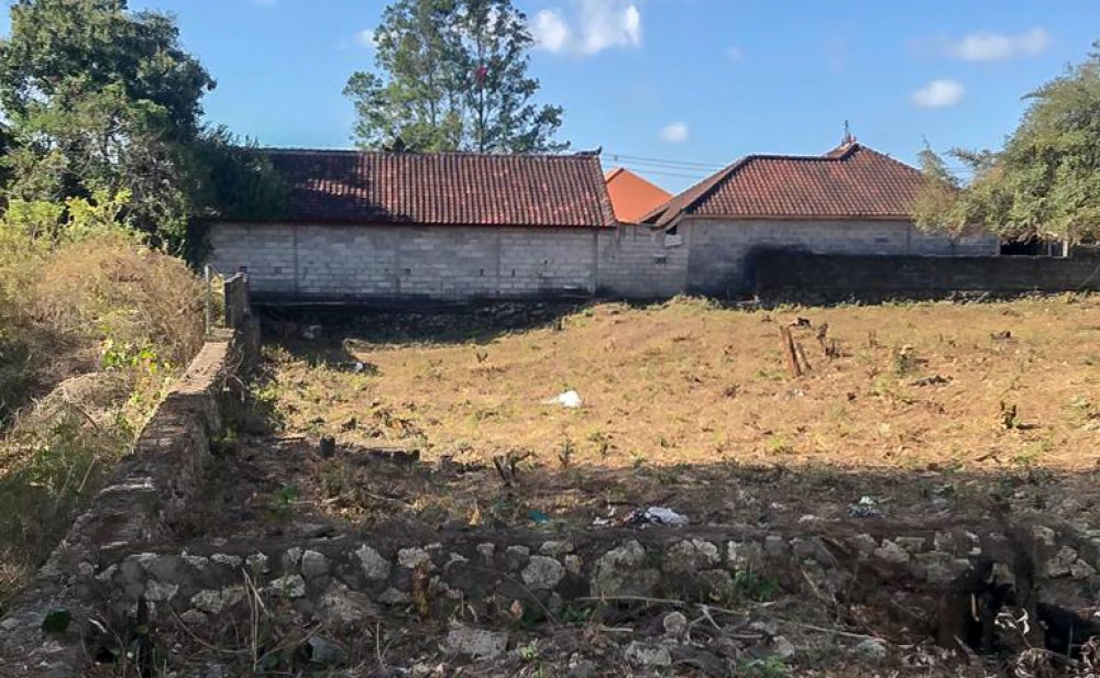 Perfect Freehold Land for Sale in Jimbaran