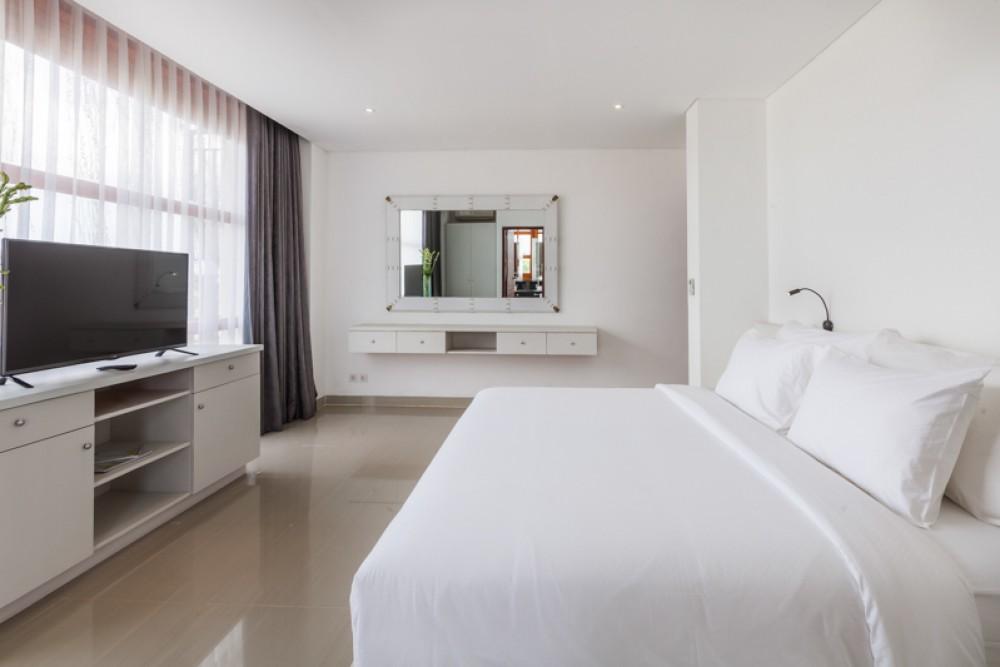 Beautiful Ocean View Three Bedrooms Apartment for Sale in Seminyak