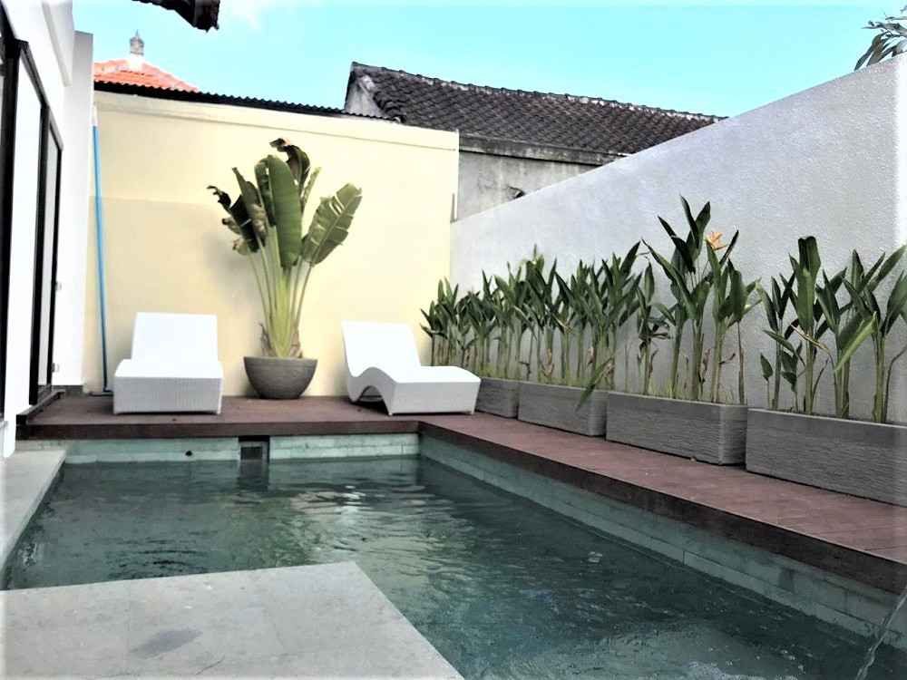 Beautiful Four Villa with 1 Bedroom Villa And Private Pool Each Villa