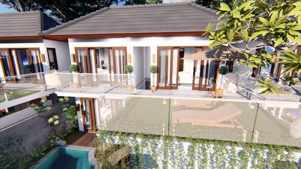 Beautiful Three Bedrooms Project for Sale in Seminyak