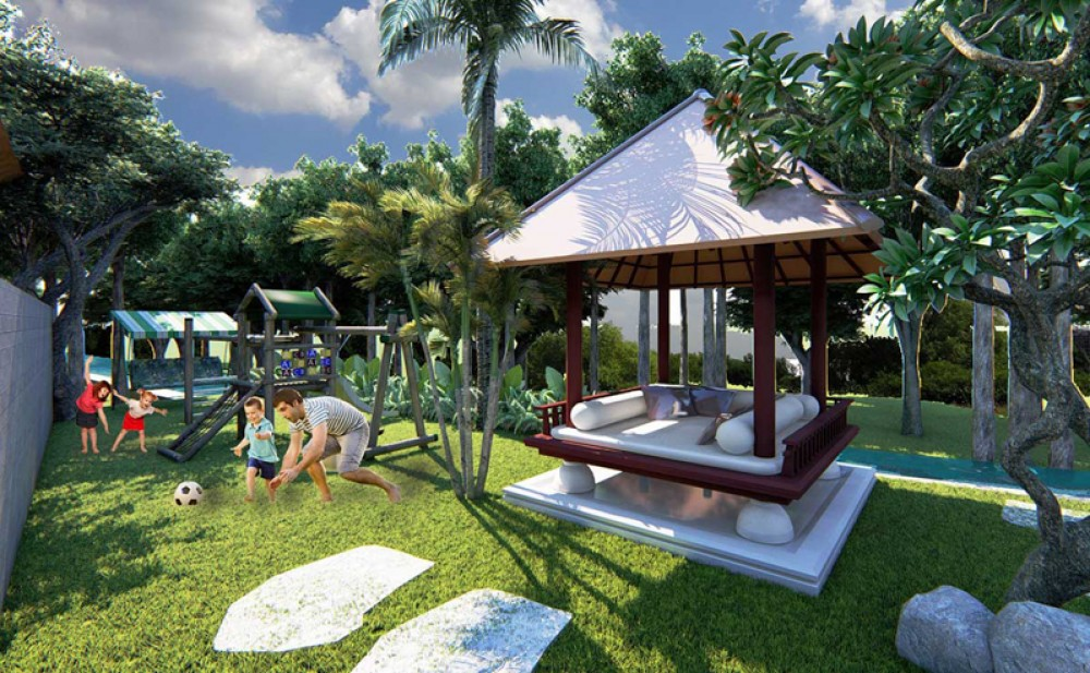 Charming Two Bedrooms Complex Project Villa for Sale in Seminyak