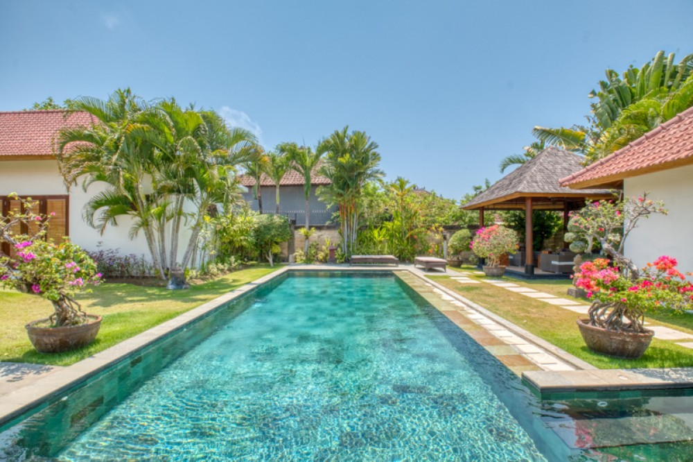 Spacious Tropical Villa for Sale in Sanur