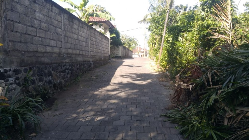 Ideal 6.2 Are Leasehold Plot di Pererenan