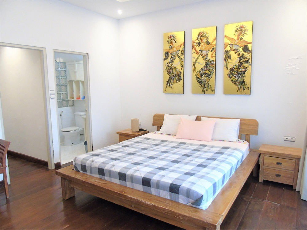 Cozy Two Bedrooms House + One Studio Room for Sale in Semer
