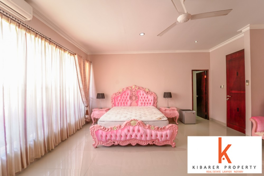 Comfortable and Secure Property in Complex for Sale in Nusa Dua