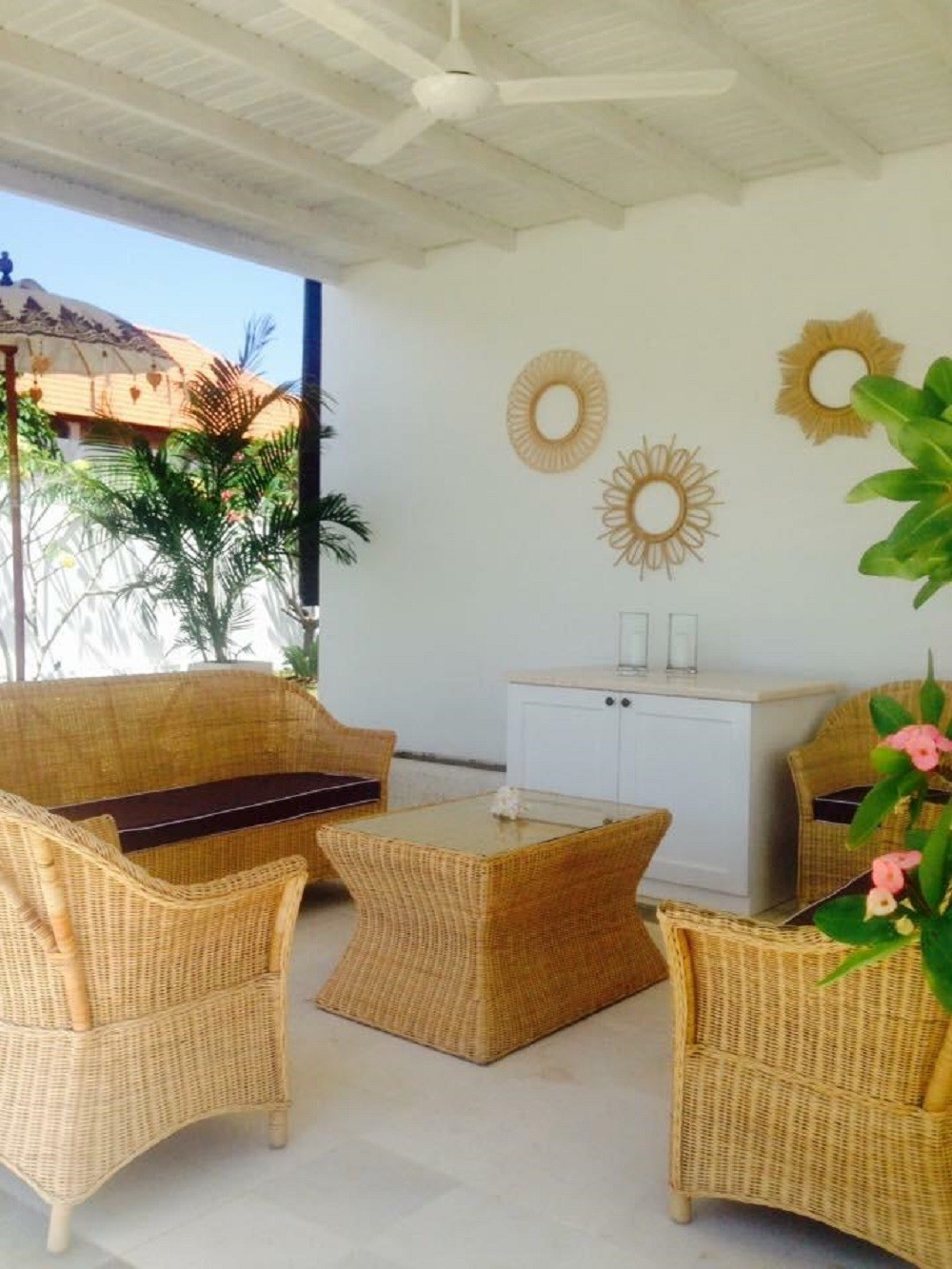 Beautiful Three Bedrooms Villa In Berawa