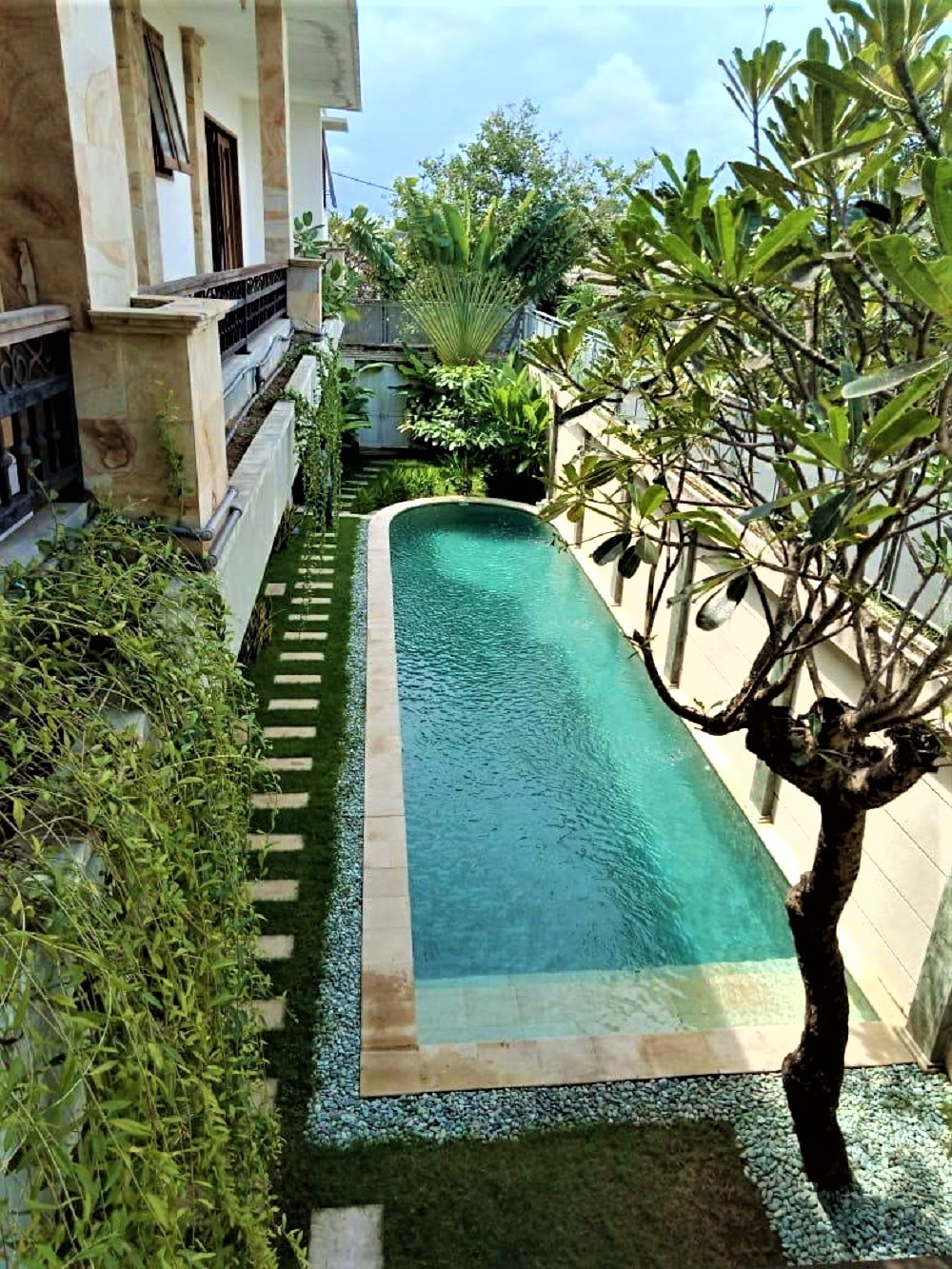 Beautiful Four Bedrooms Villa In Seminyak (Minimum Three Years Rental)