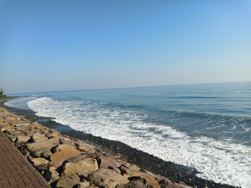 1.31 HA Beach Front in North Bali