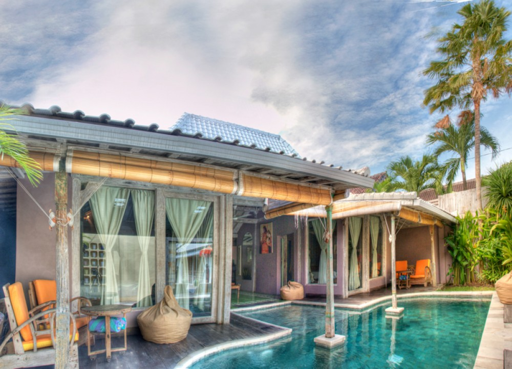 Great Investment Opportunity Villa for Sale  In The Heart of Oberoi Seminyak