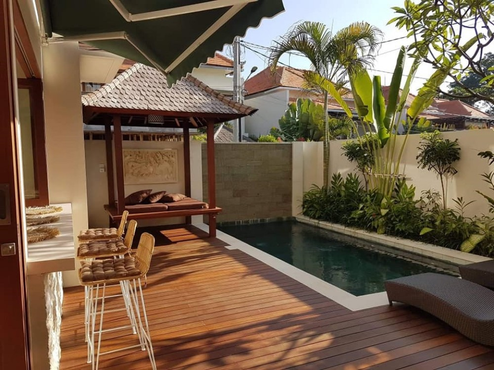 Beautiful Three Bedrooms Villa In Pererenan (AVAILABLE 1st DECEMBER)