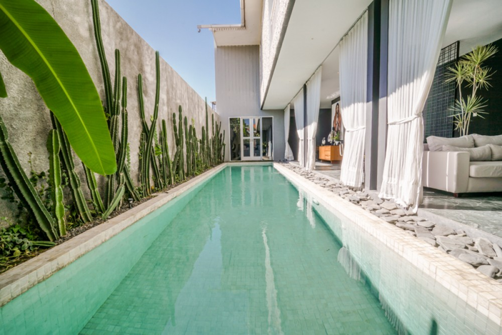 Charming Four Bedrooms Freehold Villa for Sale in Canggu
