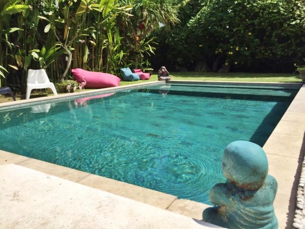 Beautiful Limasan Villa in Batu Bolong