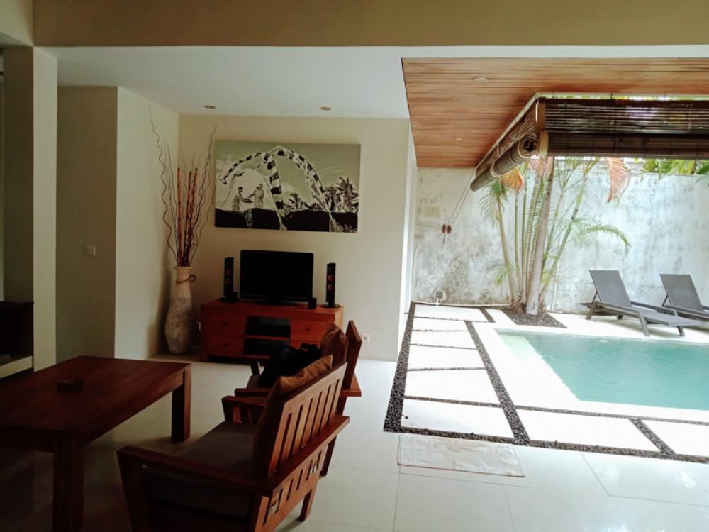 Investment Two Bedrooms Villa for Sale in Seminyak