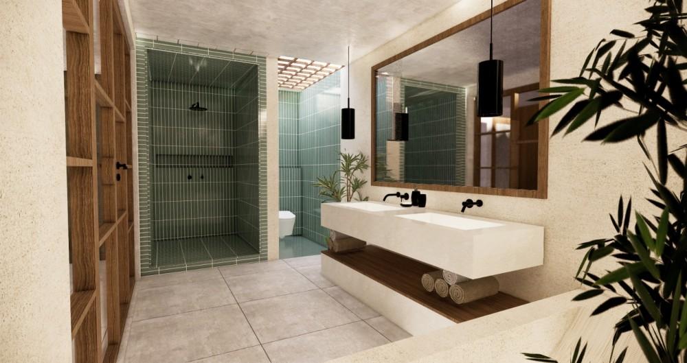 New Villa, New design in Perenenan