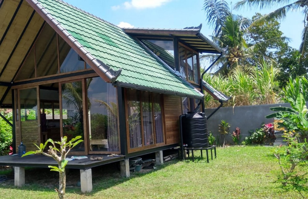 Sustainable Concept Three Bedrooms Villa for sale in Ubud