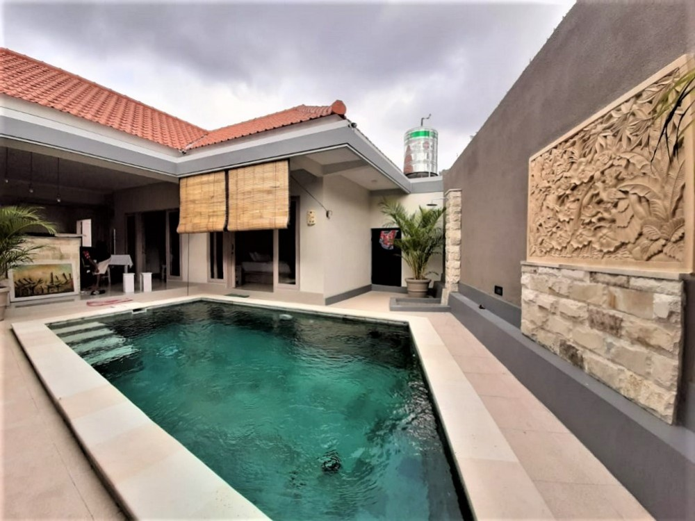 Beautiful Two Bedrooms Villa With Comfortable Style in Canggu
