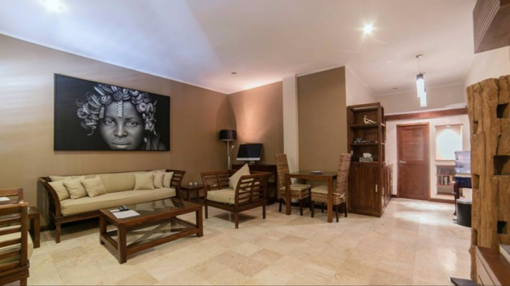 Charming One Bedroom Apartment for Sale in the Heart of Seminyak