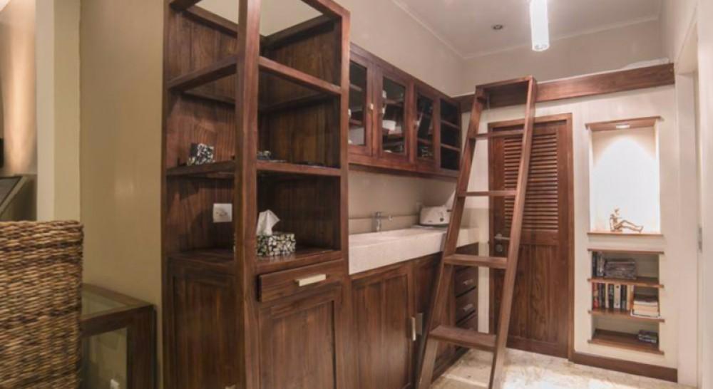 Apartemen Satu Kamar Tidur Charming Dijual di Jantung Seminyak