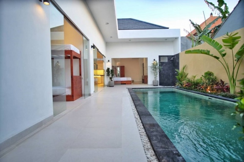 Brand New 3 Bedroom Leasehold Villa in Kerobokan