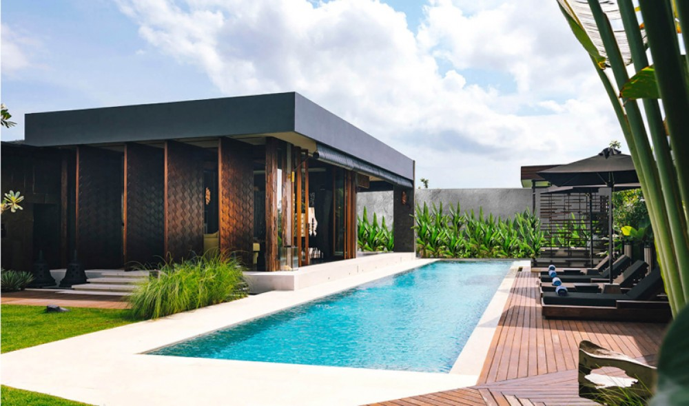 Stunning Four Bedrooms Villa for Sale in Canggu