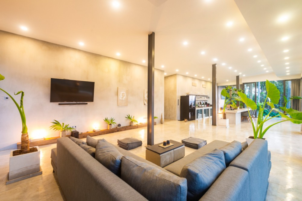 Spacious Modern Project Villa for Sale in Tabanan