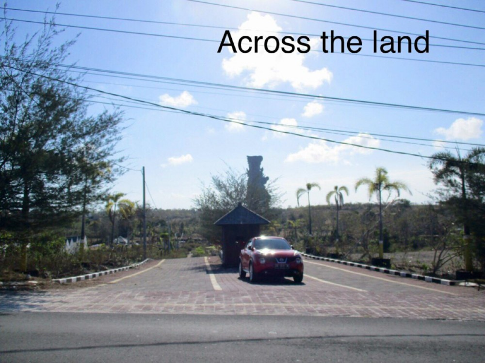 Good Location Freehold Land for Sale in Jimbaran