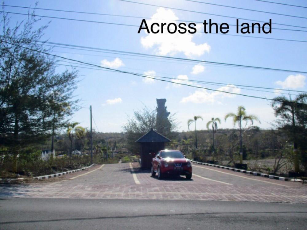Tanah Strategis Dijual di Jimbaran