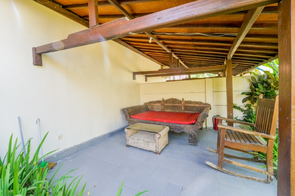 Charming One Bedroom Complex Villa for Sale in Ungasan