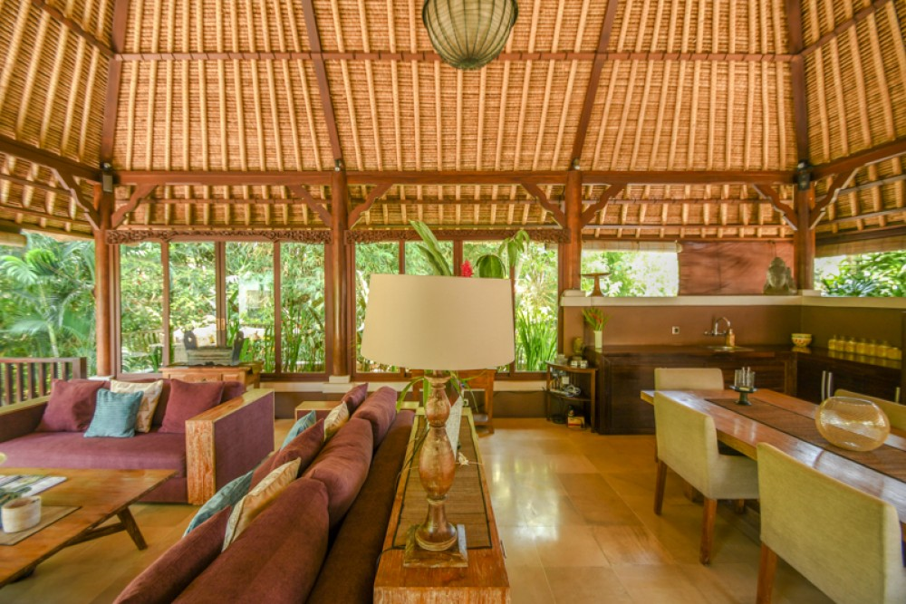 Beautiful Tropical Four Bedrooms Villa for Sale in Canggu
