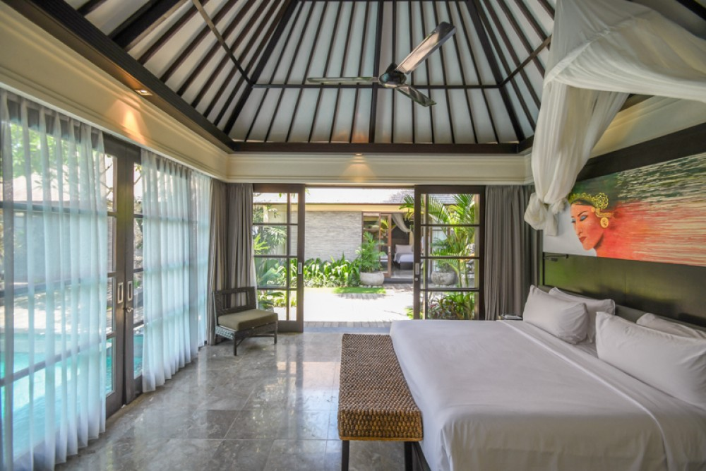 Managed Property Near The Beach for Sale in Prime Location of Seminyak