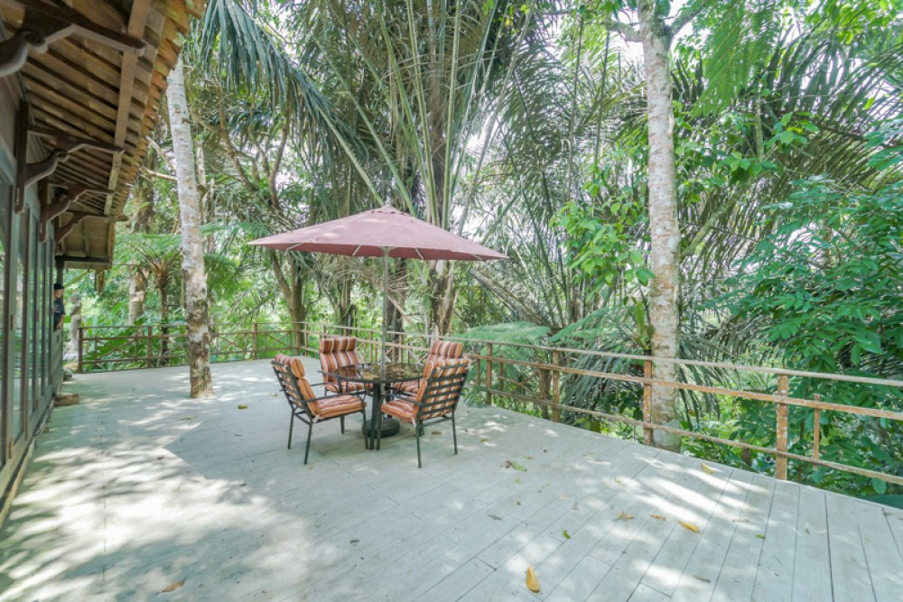 Traditional Villa with Spacious Land for Sale in Gianyar