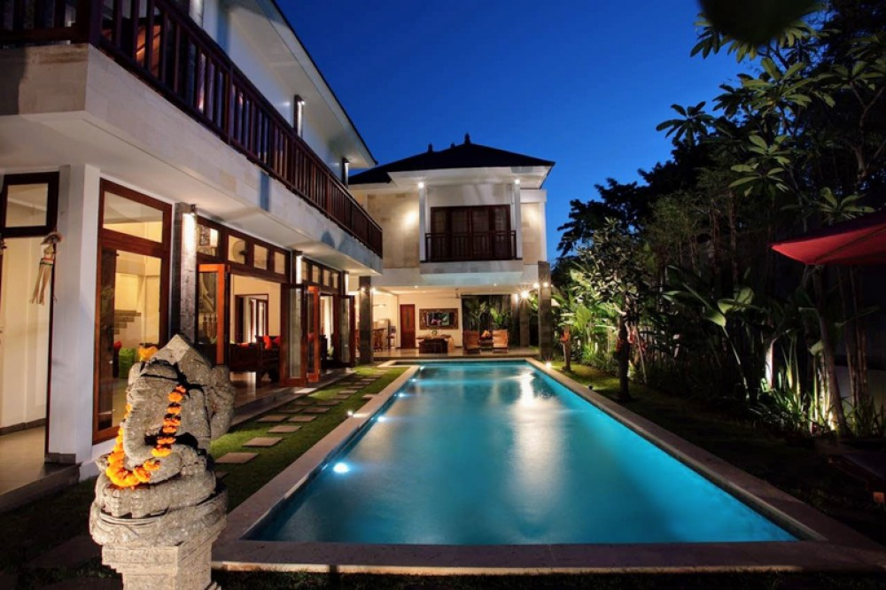 Beautiful Modern Villa for Sale in Petitenget