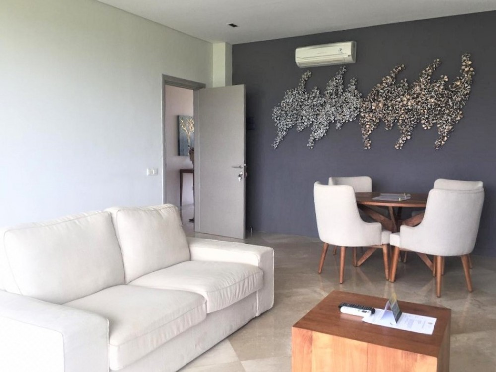 Luxury One Bedroom Apartment with Rice Field View