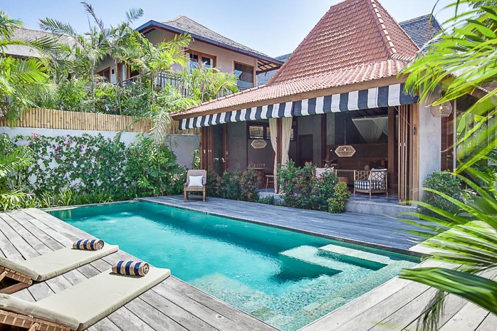 Beautiful Three Villa Resort for Sale Near The Beach
