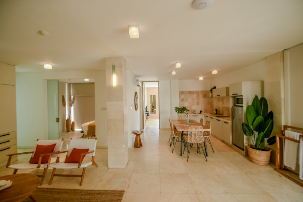 Amazing Beachfront Apartment Long Lease for Sale in Seminyak