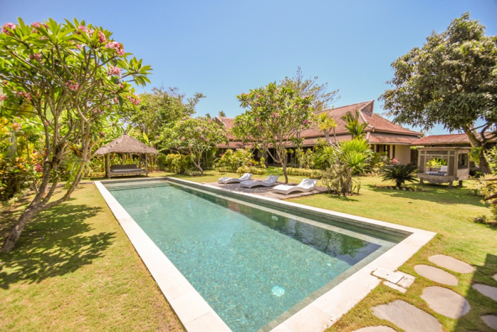 Stylish and Spacious Villa for Sale in Kedungu