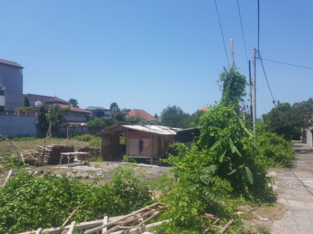 Rare Small Plot in Canggu Walking Distance to the Beach