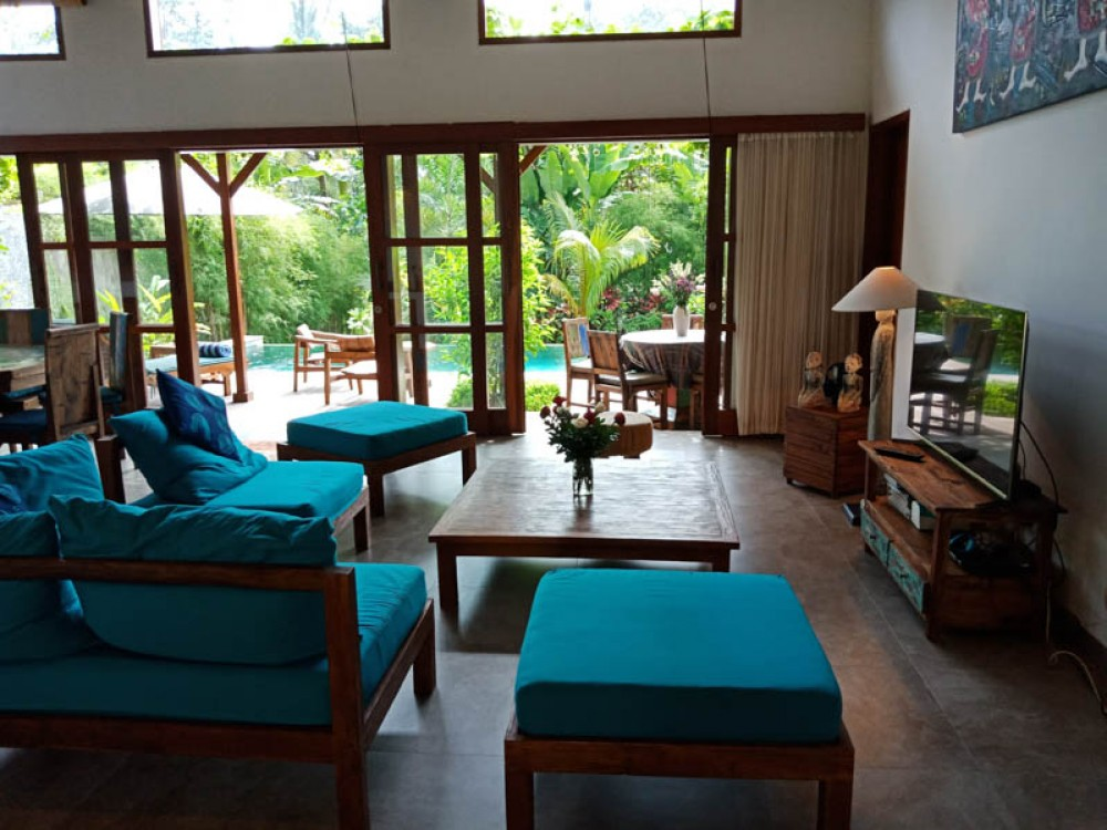 Rare Investment Opportunity Three Bedrooms Villa for Sale in Gianyar