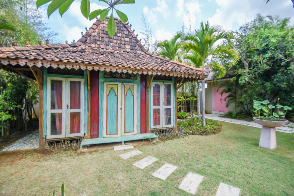 Beautiful Modern Joglo Villa for Sale in Balangan