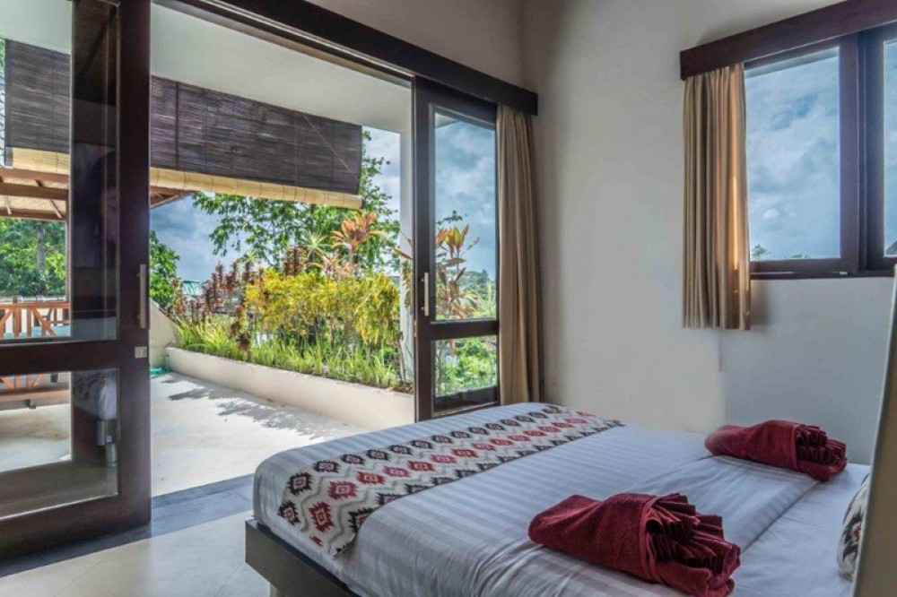 Beautiful Three Bedrooms Villa for Sale in Kerobokan
